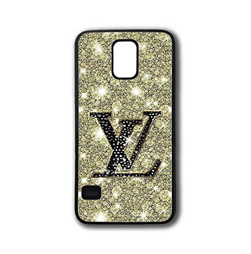 Samsung Galaxy S5 Handy Hülle Schutzhülle Louis and Vuitton Logo, Samsung Galaxy S5 Muster Jungen Case Handyhülle (Louis Vuitton Case Für Galaxy S5)