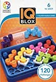 Smart Games SG 466 - Strategiespiel, Spel IQ Blox, 120 Opdrachten, mehrfarbig