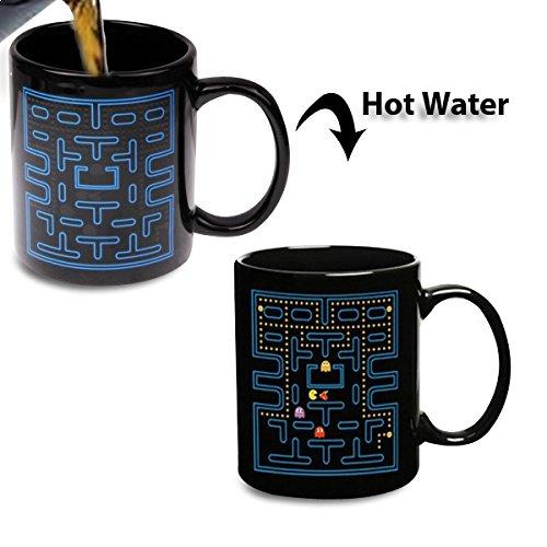 gioco di arcade tazza termica Pacman tazza thermoreactive