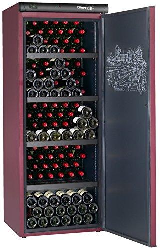Climadiff CVP220A+ - refroidisseurs à vin (Autonome, Bourgogne, -2-12 °C, SN, A+, Bourgogne)