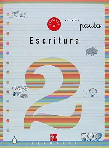 Cuaderno 2 de escritura, Pauta. 1 Primaria - 9788434897106