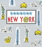 New York: A Three-dimensional Expanding City Skyline (Panorama Pops)
