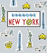 New York: A Three-dimensional Expanding City Skyline (Panorama Pops)