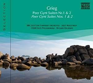Peer Gynt Suiten 1+2
