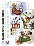 Mes premiers DVD Disney - Les Aristochats + Bambi + Les 101 dalmatiens + Le livre de...