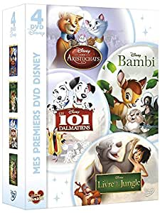 Mes premiers DVD Disney - Les Aristochats + Bambi + Les