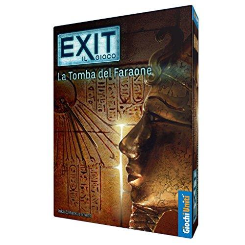Giochi Uniti Exit la Tomba del Faraone, GU565