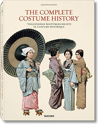 Racinet. Complete Costume History: 2 Volumes (Klassische Buch Kostüme)