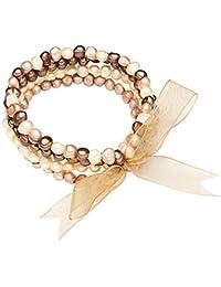 Valero Pearls - Bracelet de perles - Perles de culture d'eau douce organza - Bijoux de perles - 60200114