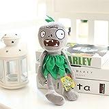 Creative SunBai Cartoon zombie dolls doll peluches Halloween geek viral muñecas de regalo para mi novio, hula zombies , 28 cm