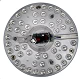 Led Atomant Disco Plafón Imantado para convertir Panel Downlight Led 24 W, Blanco Neutro 4500K. 1960 lumenes...