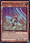 Yu-Gi-Oh - Berry Magician Girl (MVP1-EN014) - The Dark Side of Dimensions Movie Pack - 1st Edition - Ultra Rare