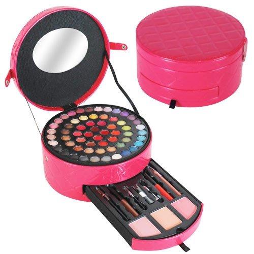 Coffret rond de maquillage Beauty Box