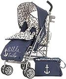 Obaby Metis Stroller Bundle (Little Sailor)