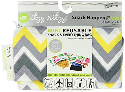itzy-ritzy-bolsa-reutilizable-2-unidades-tamano-pequeno-diseno-de-estampado-en-v