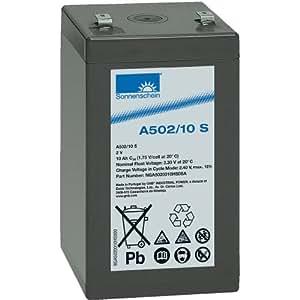 Batterie Plomb-gel 2 V 10 Ah GNB Sonnenschein A502/10 S
