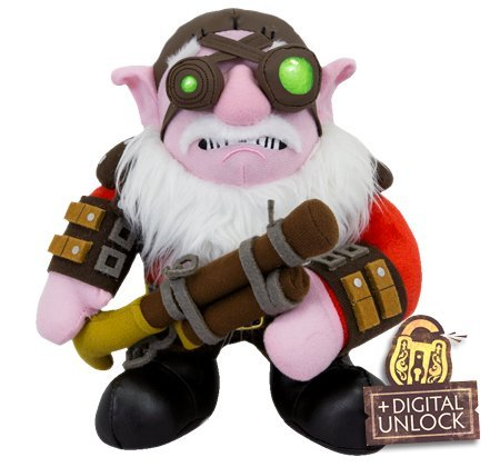 DOTA-2-Sniper-25cm-Plsch-Plush-Digital-Unlock-Key