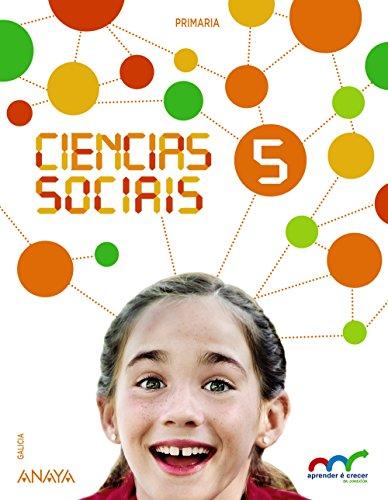 Ciencias sociais 5 (aprender é crecer en conexión)
