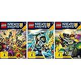 Lego Nexo Knights Staffel 1 (1.1 - 1.3) im Set - Deutsche Originalware