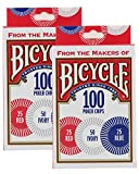Bicycle Poker Sets Review and Comparison