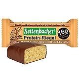 Seitenbacher Protein Riegel Orange, 12er Pack (12 x 60 g)