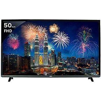 BPL 127 cm (50 inches) Vivid BPL127F2010J Full HD LED TV (Black)