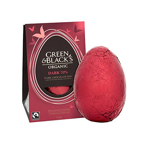 Green and Blacks Dark Chocolate Egg