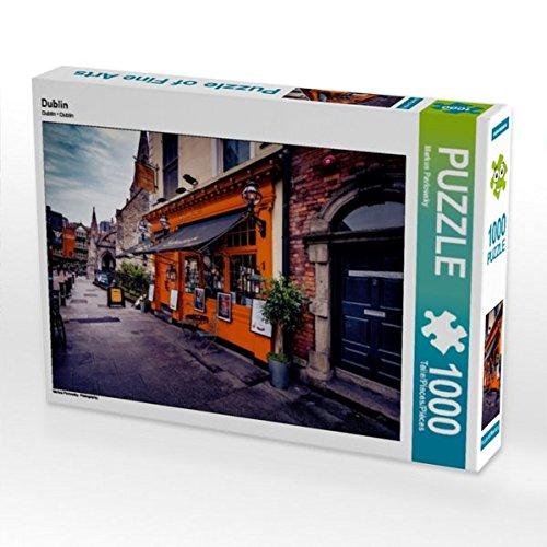 Preisvergleich Produktbild Dublin 1000 Teile Puzzle quer (CALVENDO Orte)