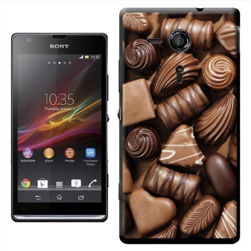 Sweet Treats rigida per modelli Sony, PLASTICA,