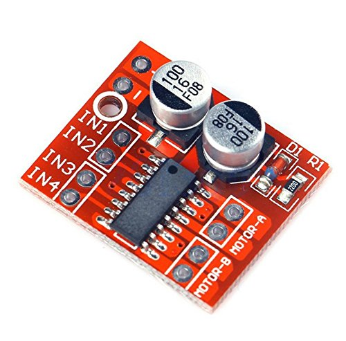 DC Motor Driver Steppermotortreiber Module Speed Dual H-Bridge Stepper für 3D-Printer Arduino Prototyping ()