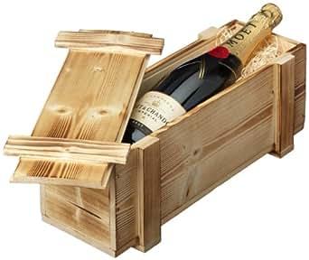 Moët & Chandon Brut Impérial Pinot Noir Brut in Holzkiste (1 x 0.75 l)