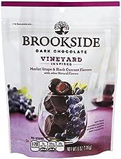 Brookside Vineyard Dark Chocolate, 170G