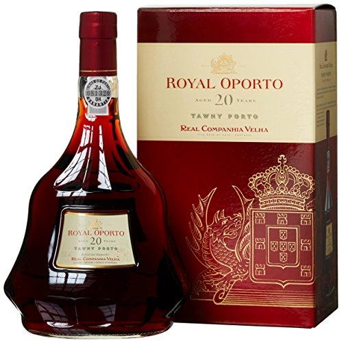 Royal Oporto 20 Jahre Portwein in Geschenkverpackung, (1 x 0.75 l)