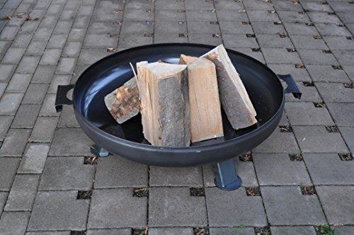 Günstige Feuerschale – Amazon Bestseller – Ø 60 cm - 2