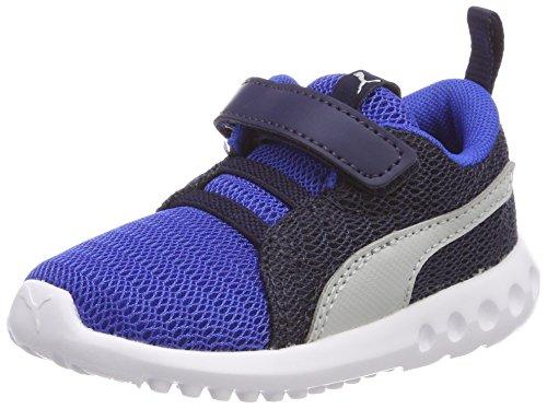 Bild von Puma Unisex-Kinder Carson 2 V Inf Sneaker, Blau (Turkish Sea-Gray Violet), 23 EU