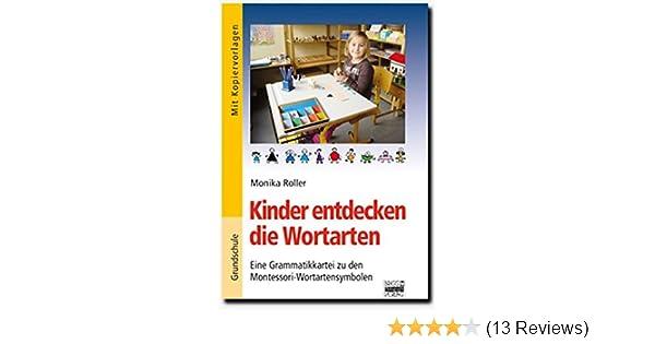 Brigg: Deutsch - Grundschule - Montessori-Materialien: Kinder ...