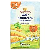 Alnatura BioNaturreisflocken, zartschmelzend plus glutenfrei, 250 g
