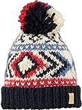 Woody Norway Berretto con Pompon Barts beanie lavorato a maglia cappello invernale One Size - blu