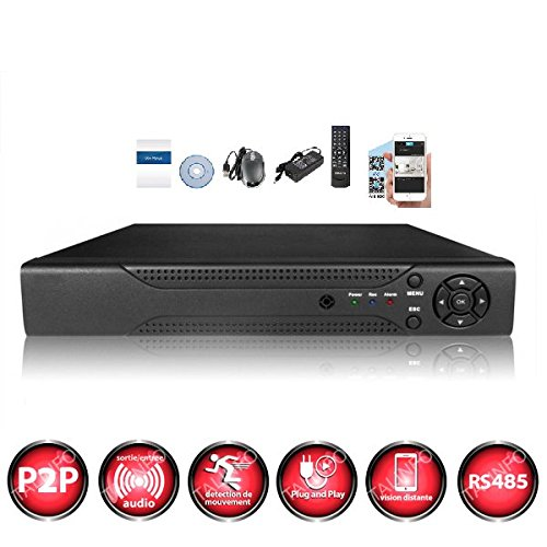 Kit-videovigilancia-2-Cmaras-Full-AHD-Sony-960p-13-mp–incluye-4000-GB-2-cables-de-20-m-pantalla-19
