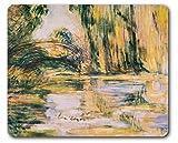 Claude Monet - Stagno di Ninfee, Il Ponte, 1899 Tappetino per Mouse (23 x 19cm)