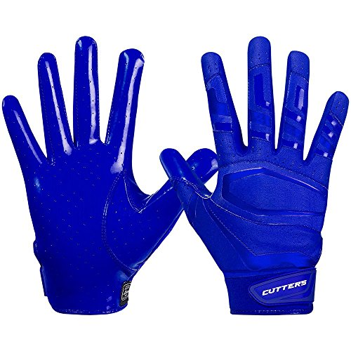 Cutters American Football Gloves S452 Rev Pro 3.0 Solid Receiver Handschuhe Design 2018