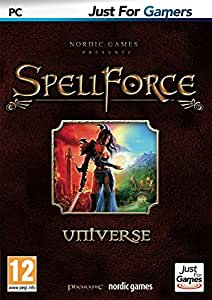 Spellforce 1 + add-on 1 Spellforce 1 + add-on 2 Spellforce 1 + Spellforce 2 + add-on 1 Spellforce 2