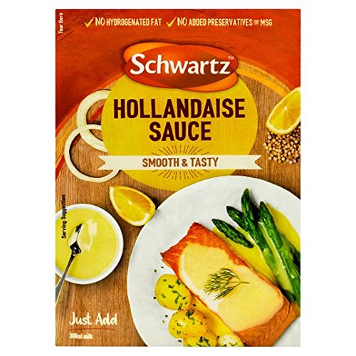 Schwartz Sauce Hollandaise Mix 25g