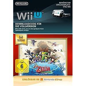 The Legend of Zelda: The Windwaker Nintendo Selects [Wii U Download Code]