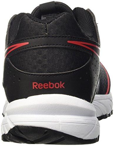 Reebok Herren Triplehall 4,0 Laufschuhe Mehrfarbig (Black/Red/White)