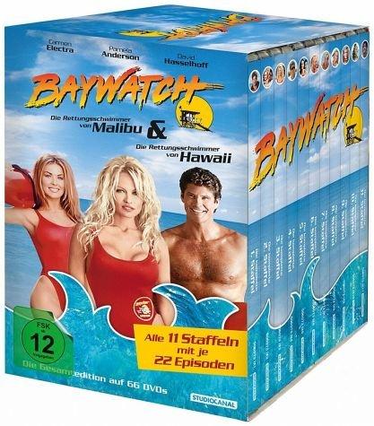 Baywatch - Die Rettungsschwimmer von Malibu: Gesamtedition / Limited Edition
