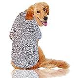 Haustier-Kleidung beiläufige Klassische Normallack-Verdickung weiches und bequemes Sweatshirt für Hunde zuhause oder im Freien