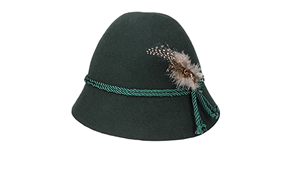Chapeaushop Chapeau Traditionnel Boutons Decoratifs Chapeau Alpin Chapeau Randonneur