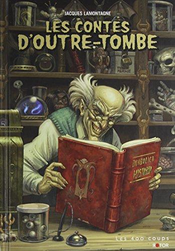 Les contes d'outre-tombe : Suivi de Ichabod Crane, détective de l'occulte