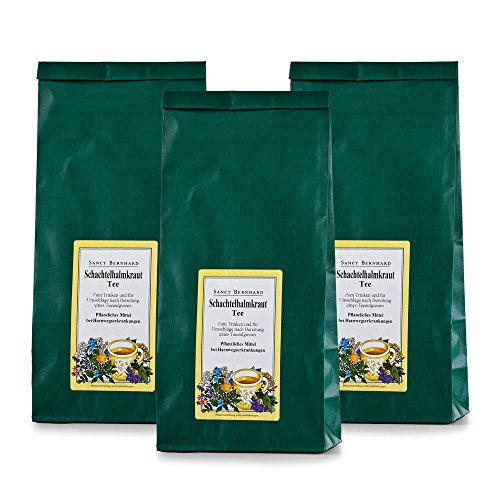 Sanct Bernhard Schachtelhalmkraut-Tee (Zinnkraut) 3 x 150 g